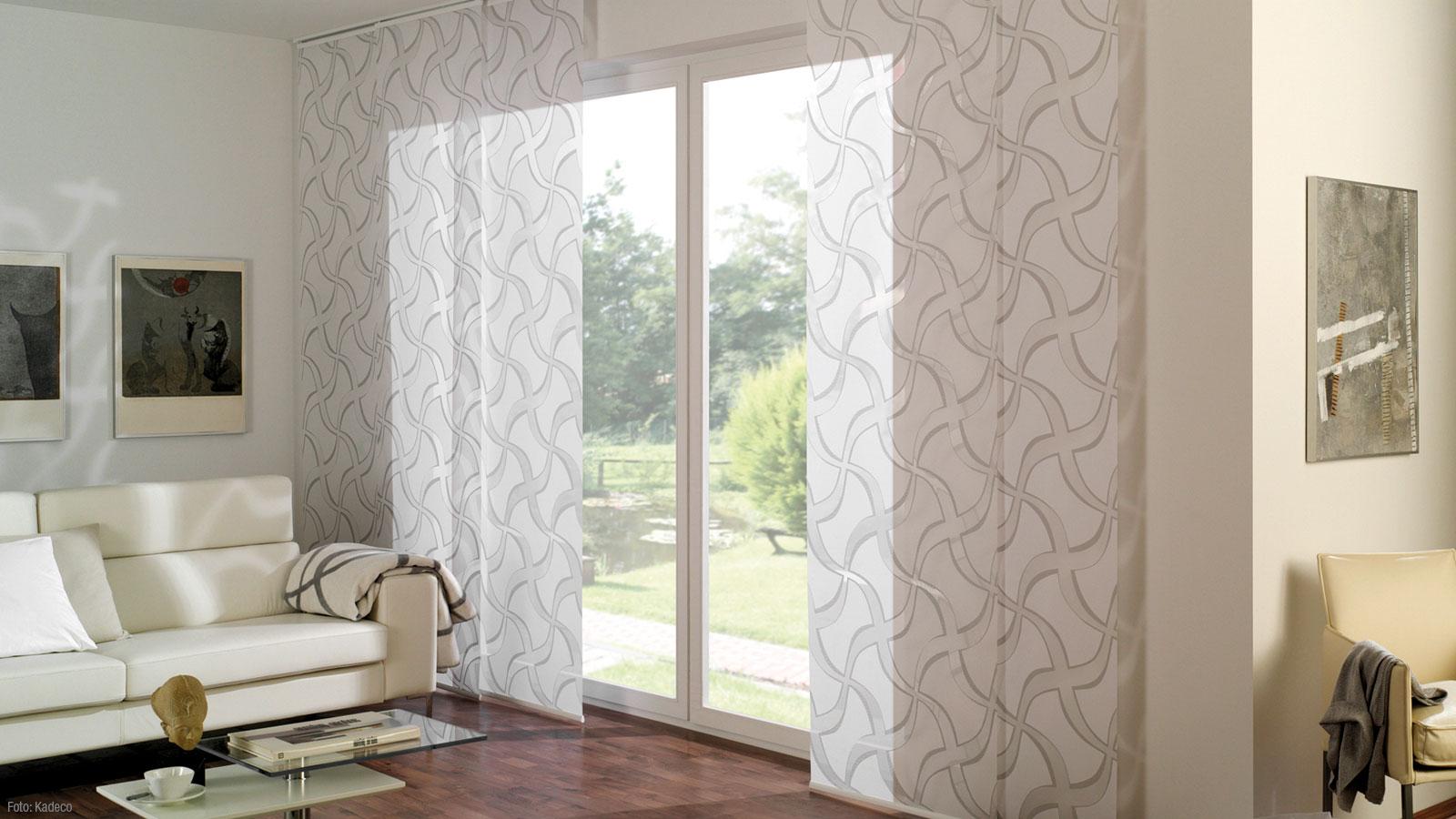 Ideen Fur Gardinen Luxurioses Interieur Design: Weiß